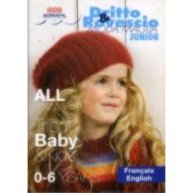 modèles à tricoter - à crocheter<BR>All Season Tricot Baby & Kids Junior