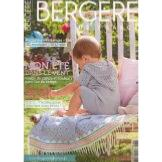 magazine tricot<BR>BERGERE DE FRANCE 179<BR>Printemps-été layette enfant